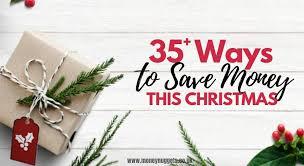 How To Do Christmas Cheap 37 Christmas Money Saving Tips