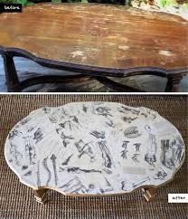 15 insane diy coffee table ideas 15