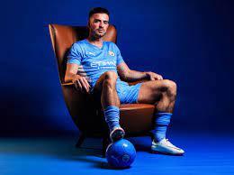 Aston Villa's Jack Grealish ...