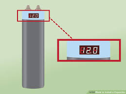 how to install a capacitor pictures wikihow image titled install a capacitor step 2