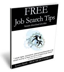 FREE Job Search Tips Instant Download ebooklet