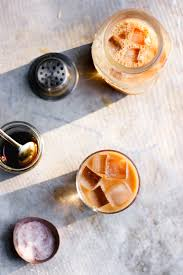 Chicory Coffee Herbal Coffee Cold Brew With Maple Pink Himalayan Salt