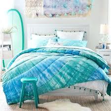 tie dye quilt cover sets dunes tie dye cotton quilt sham pb tie dye bedding sets