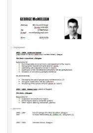 Short Cv Templates German Cv Template English Plks Tk