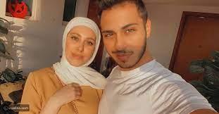 مفاجأة صادمة .. زوجة الوليد مقداد لأول مرة من دون حجاب .. ظهرت بجمال لا  مثيل له! (صورة)