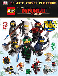 Ultimate Sticker Collection: THE LEGO® NINJAGO® MOVIE: DK: 9781465461155:  Amazon.com: Books