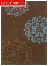 brown and blue area rugs trio chocolate blue area rug brown blue tan area rug