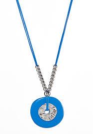 statement pendant cord necklace alternate view statement pendant cord necklace