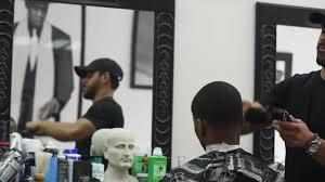 Cops arrest naked black man barbershop