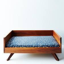 Mid Century Modern Dog Bed on Food52