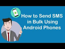 To Sms Android How Phone Send App Bulk Using dqgdtCw