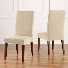4.5 out of 5 stars with 215 reviews. Sure Fit Stretch Jacquard Damask Dining Room Chair Slipcover