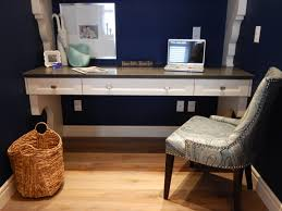 home office work table. Desk Computer Work Table Wood Chair Floor Home Workspace Office Living Room Furniture Decor Modern R