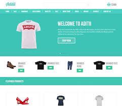 Free Ecommerce Website Templates Stunning Ecommerce Website Templates Html Jacksukulele