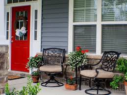 front porch furniture ideas. Exterior Awesome Front Porch Decorating Ideas Elegant Small Furniture N