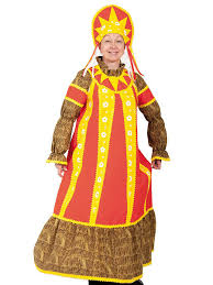 <b>Карнавальный костюм Масленица КАРНАВАЛОФФ</b> 7572726 в ...