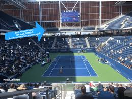Arthur Ashe Stadium Seating Chart With Seat Numbers A Serious Tennis Fans Top 10 Tips For The 2019 Us Open