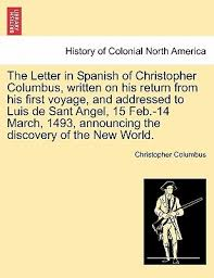 "「1493 – Christopher Columbus returns to Spain after his first trip to the Americas.""」の画像検索結果"