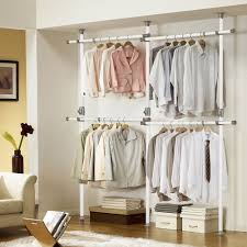Kitchen Ceiling Hanging Rack Home Design Hanging Clothes Rack From Ceiling Craft Room Hall