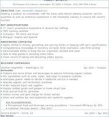 Mixologist Resume Example Igniteresumes Com