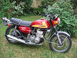suzuki gt series wikipedia Nissan Wiring Diagrams Automotive 1973 gt750k in pearl red and tan showing the water jacketed engine, coolant radiator and dual sided disc front brake