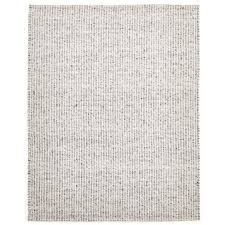 caylos felted wool floor area rug grey natural