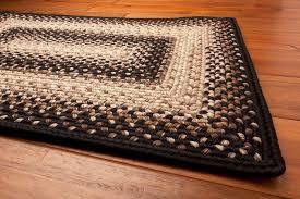 black mist braided rug an ultra durable outdoor rug