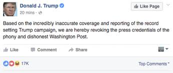 Image result for trump excludes press