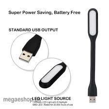 Mini Usb Portable Led Light Lamp For Laptop Power Bank Portable