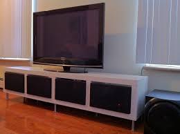 clean minimalist tv stand