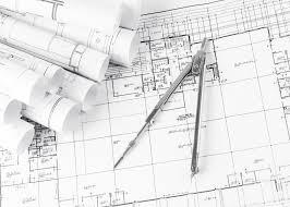 architecture design blueprint. Rolls Of Architecture Blueprints And House Plans Design Blueprint