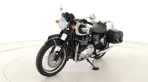 moto usata triumph bonneville t100 2008