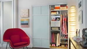 Living room closet Decoration Small Closets Have Habit Of Getting Messy Quickly photo Courtesy Of Morgan And Angies List Closet Organization Angies List