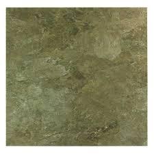 commercial grade vinyl floor tiles lvt slate 12 mil
