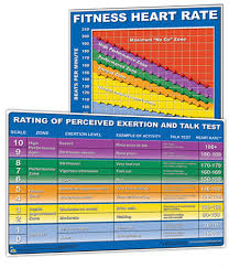 Perceived Exertion Heart Rate Chart Living Active One Personal Trainer Vs One Heart Rate Monitor