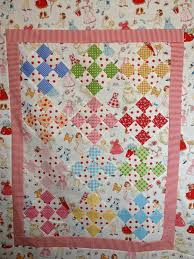 247 best A QUILT 9 PATCH images on Pinterest | Dr. who, Gifts and Html & From Nanette : Simple baby quilt idea that showcase novelty prints. Adamdwight.com