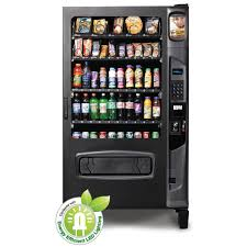 Soda Can Vending Machine Beauteous Buy Refrigerated Snack And Soda Vending Machine 48 Selections
