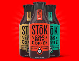 How much caffeine is in cold brew; Stōk Cold Brew Coffee Wins Breakthrough Innovation Award