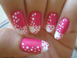 How To Do Simple Nail Art Designs At Home Nail Arts Simple ...