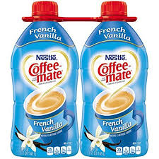 French vanilla coffee mate powder creamer will add a touch of ooh la la to your café! Coffee Mate French Vanilla Liquid Coffee Creamer 56 Fl Oz 2 Ct Learn More By Visiting The Image Lin Starbucks Drinks Recipes Coffee Creamer Coffee Mate