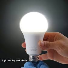 Power Outage Light Bulbs Rechargeable Emergency Led Bulb Jackonlux Multi Function