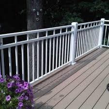 porch railing mmc fencing railing