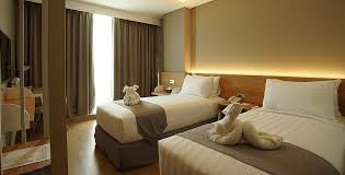Deluxe Room Only Allstay Hotel Semarang