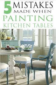 Painted Dining Room Table Ideas House N Decor
