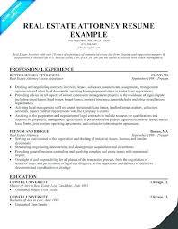 Sample Associate Attorney Resume Associate Attorney Resume