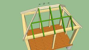 gazebo plans howtospecialist build step diy