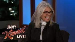Diane Keaton on New Movie Poms - YouTube