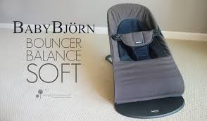 The Baby Bjorn Bouncer Balance Soft - Simply Real Moms