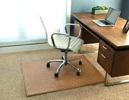 glass chair mat under office chair mat contemporary desk chair mats for under mat medium size
