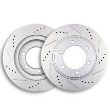 Minimum Rotor Thickness Chart Toyota Tacoma Amazon Com Brake Rotors Eccpp 2pcs Front Brake Discs Rotors